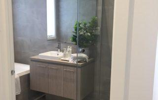 Custom Bathroom remodeling