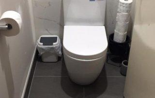 Small bathroom renovations
