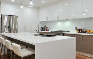 custom kitchen renovation Melbourne